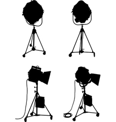 Lighting equipment vector