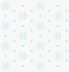 Elegant light blue abstract pattern vector