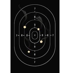 Gun target vector