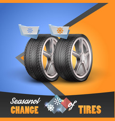 Replacement tires for the sesanol specified on vector