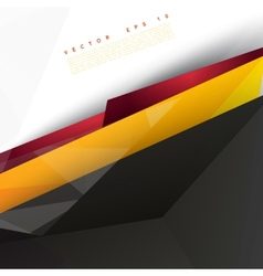 Background abstract polygon triangles vector