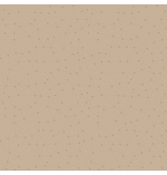 Beige Abstract Triangle Seamless Pattern vector image vector image