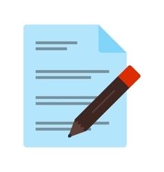 Write report vector