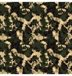 Hexagonal camouflage digital hexagon camo vector image vector image