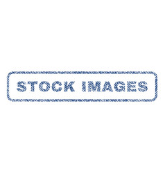 Stock images textile stamp vector