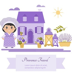 Set of symbols provence vector