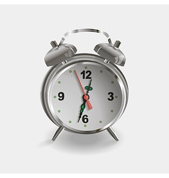 Alarm clock - isolated vector