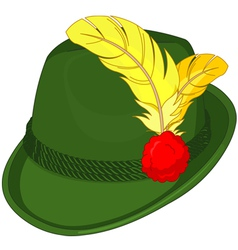 Bavaria hat vector