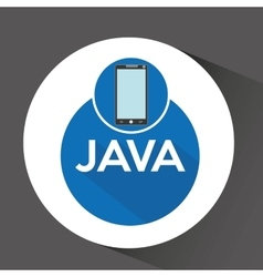 Smartphone programming web java vector