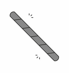 Nail file icon vector
