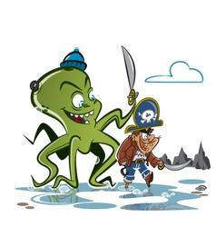 Pirates vector