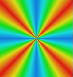 Smooth gradient sun light refraction background vector