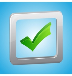 check list symbol vector image