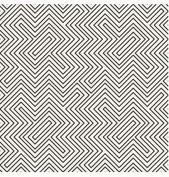 Ethnic ornament native lines stylish print vector