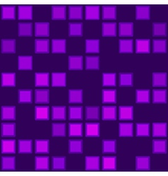 Purple technology background vector image