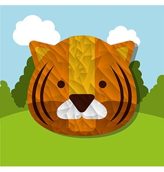 animal cute vector image vector image
