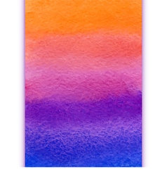 vertical watercolor rainbow gradient vector image