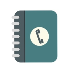 Agend office object instrument icon vector
