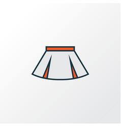 mini colorful outline symbol premium quality vector image