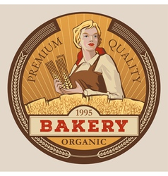 Best bakery vector
