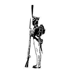 Military character vector