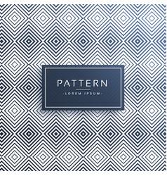 Elegant line pattern background vector