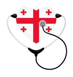medicine georgia vector image vector image
