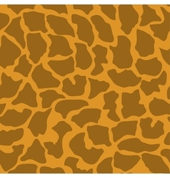 Seamless animal pattern for textile design and vector image vector image