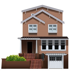 A big house vector