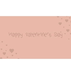 Happy valentine day style backgrounds vector