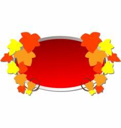 Autumn logo vector