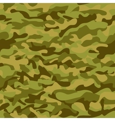 Seamless square background camouflage vector image vector image