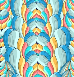 Abstract multicolored pattern vector