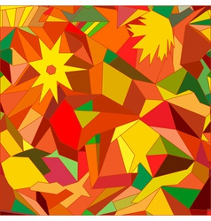 Abstract autumn vector