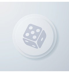 games of chance vector image