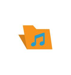 Archive flat icon symbol premium quality isolated vector