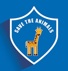 Save the animals vector