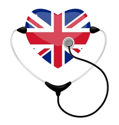 medicine united kingdom vector image vector image