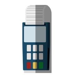 Voucher machine e-commerce icon vector