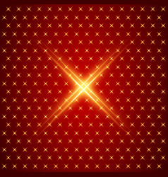 X symbol pattern electric laser technology vector