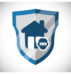 Insurance and security business vector image