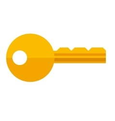 Key object icon vector
