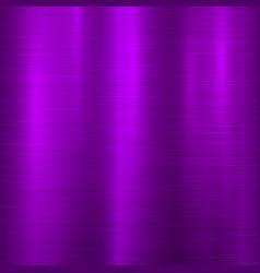 Violet metal technology background vector