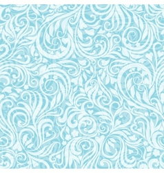 Seamless frosty pattern vector