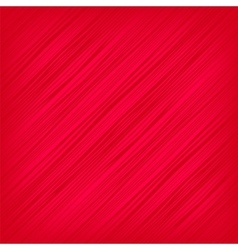 Red diagonal lines background vector