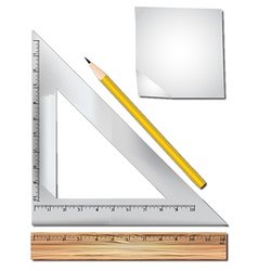 Math equipment vector