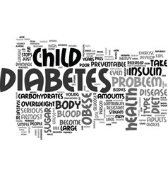 A serious health problem of obese child text word vector