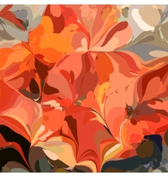 Multicolored Background Watercolor Painting vector image vector image