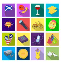 Restaurant industry textiles and other web icon vector