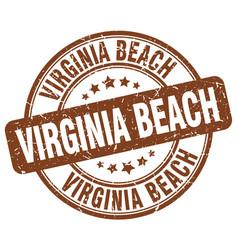 Virginia beach vector